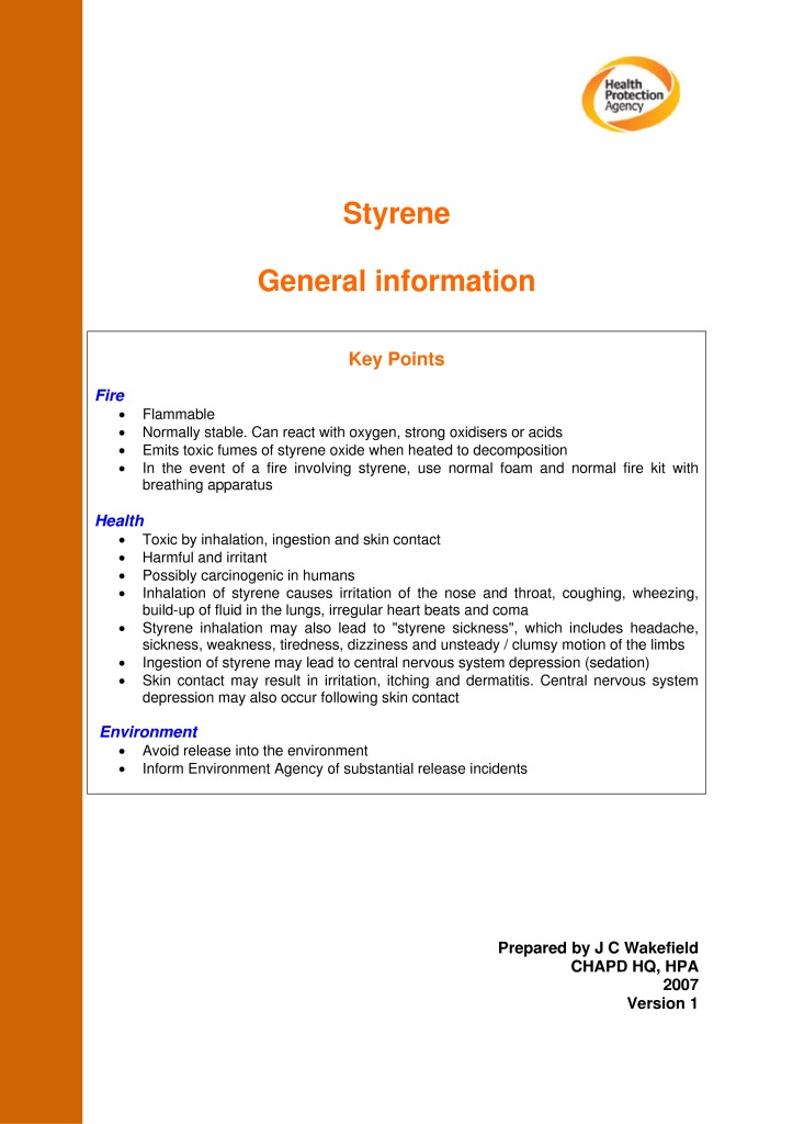 thumbnail of HPA_STYRENE_General_Information_v1